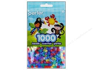 beading & jewelry making supplies: Perler Beads 1000 pc. Glitter Mix