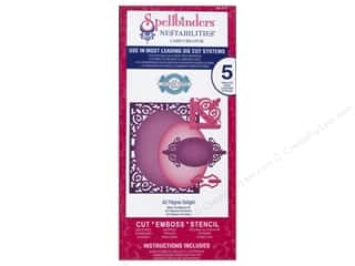 Spellbinders Nestabilities Card Creator Die A2 Filigree Delight