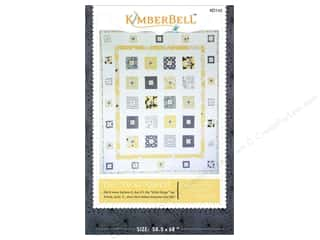 Quilt Pattern: Kimberbell Designs The Jacki Quilt Pattern