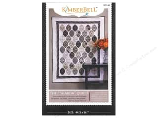 Quilting Patterns: Kimberbell Designs The Sharon Quilt Pattern