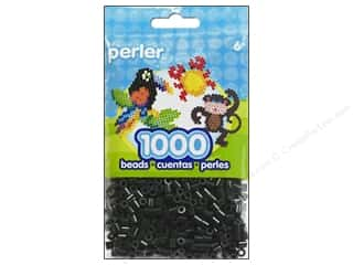 craft & hobbies: Perler Beads 1000 pc. Black