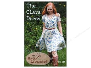 Wearables: Sew Liberated The Clara Dress Pattern