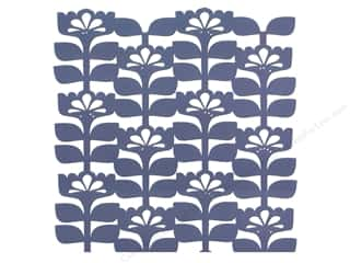 "die cuts: Blend Paper 12""x 12"" Gabbie Die Cut Floral Blue (25 sheets)"