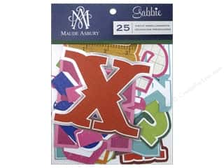 die cuts: Blend Die Cut Gabbie Embellishment