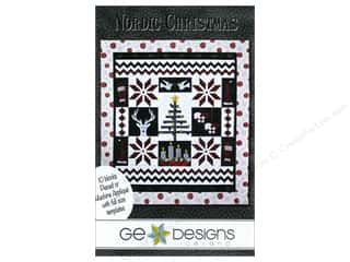books & patterns: GE Designs Nordic Christmas Pattern