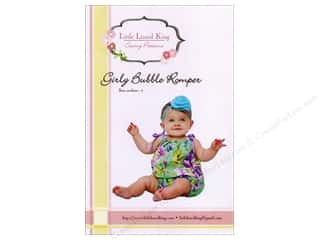$0-$3 Books Clearance: Little Lizard King Girly Bubble Romper Sizes Newborn-5 Pattern