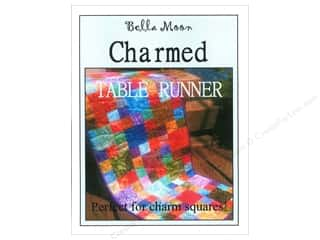 Table Runners / Kitchen Linen Patterns: Bella Moon Charmed Table Runner Pattern