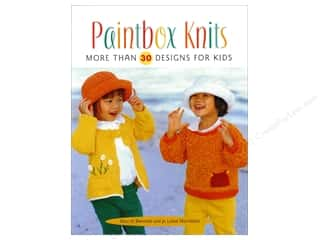 books & patterns: That Patchwork Place Paintbox Knits Book by Mary Bonnette and Jo Lynne Murchland