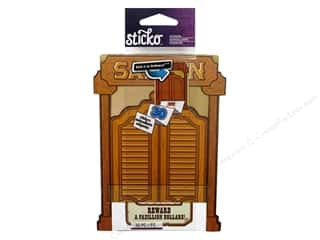 stickers: EK Sticko Stickers Wanted Poster Roll