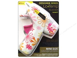 Adhesive Technology: Adhesive Technology Low Temp Glue Gun Mini Daisy White