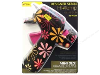 Adhesive Technology: Adhesive Technology Low Temp Glue Gun Mini Daisy Black