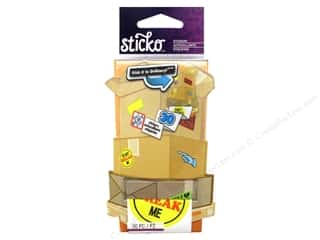scrapbooking & paper crafts: EK Sticko Sticker Roll My Stuff