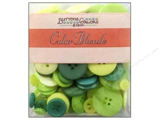 scrapbooking & paper crafts: Buttons Galore Button Totes 3.5 oz. Luck