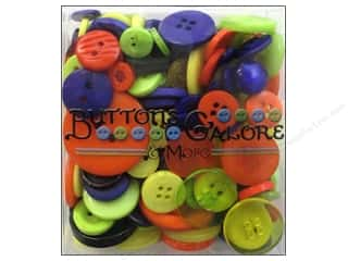 scrapbooking & paper crafts: Buttons Galore Button Totes 3.5 oz. Scary