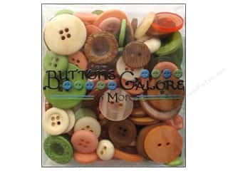 novelties: Buttons Galore Button Totes 3.5 oz. Cornucopia