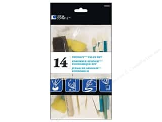 Loew Cornell Spongit Value Set 14 pc.