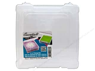 scrapbooking & paper crafts: ArtBin Essentials Storage Box 6 x 6 in.