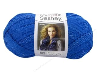 Red Heart Boutique Sashay Yarn 3.5 oz. Blue