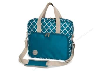 We R Memory Keepers Crafter's Shoulder Bag Aqua