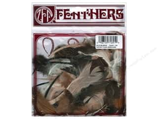 Feathers: Zucker Feather Mix 1/4 oz. Spice