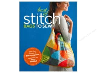 Interweave Press: Interweave Press The Best of Stitch: Bags to Sew Book