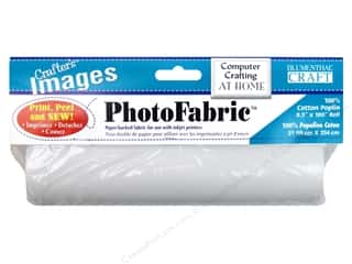 Blumenthal Crafter's Images PhotoFabric 8 1/2 x 100 in. Cotton Poplin