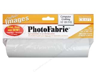 Blumenthal Crafter's Images PhotoFabric 8 1/2 x 100 in. Cotton Twill