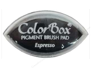 ColorBox: ColorBox Pigment Inkpad Cat's Eye Espresso