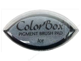 stamps: Colorbox Cat's Eye Pigment Inkpad Ice