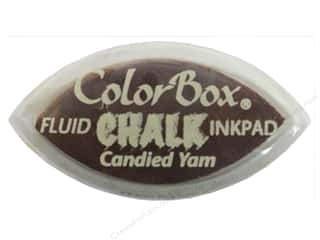 ColorBox Fluid Chalk Inkpad Cat's Eye Candied Yam