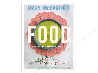 Cookbooks: Sterling  Food: Vegetarian Home Cooking Book by Mary McCartney