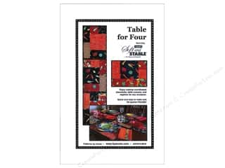 By Annie Soft and Stable: By Annie Table For Four Pattern