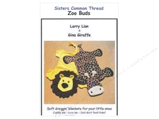 quilt pounce: Sisters' Common Thread Zoo Buds Pattern
