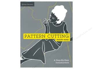 Batsford Publishing: Batsford Limited Pattern Cutting Made Easy Book by Gillian Holman