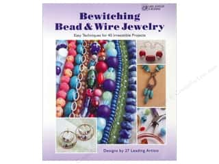 beading & jewelry making supplies: Lark Bewitching Bead & Wire Jewelry Book