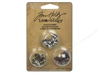 fasteners: Tim Holtz Idea-ology Hitch Fasteners