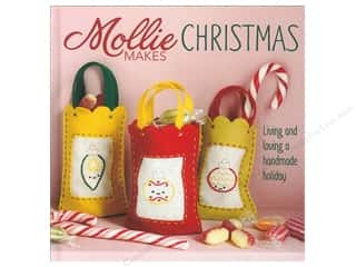 Holiday Gift Ideas Sale Sewing: Interweave Press Mollie Makes Christmas Book