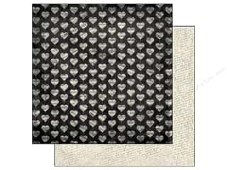 scrapbooking & paper crafts: Authentique 12 x 12 in. Paper Irresistible Passion (25 sheets)