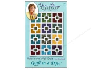 Quilting: Quilt In A Day Hole In The Wall Quilt Pattern by Sue Bouchard