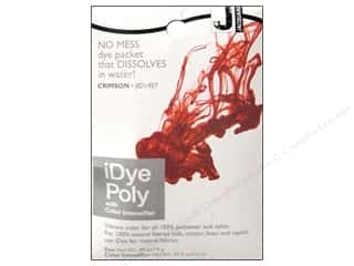 craft & hobbies: Jacquard iDye Poly Crimson