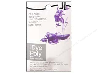 craft & hobbies: Jacquard iDye Poly Lilac
