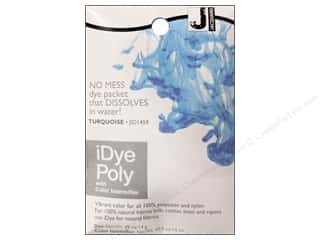 craft & hobbies: Jacquard iDye Poly Turquoise