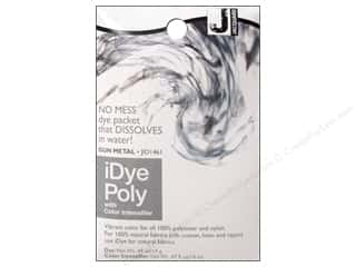 craft & hobbies: Jacquard iDye Poly Gun Metal