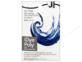 craft & hobbies: Jacquard iDye Poly Blue