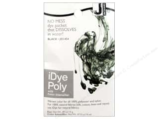 craft & hobbies: Jacquard iDye Poly Black