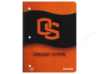 gifts & giftwrap: Oregon State Notebook 8 x 10 1/2 in.