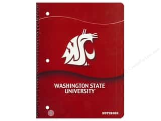 scrapbooking & paper crafts: Washington State Notebook 8 x 10 1/2 in.
