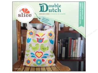 die cutting machines: Slice Design Card Double Dutch