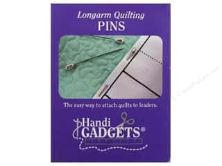 straight pins: Handi Quilter Longarm Quilting Pins 2 in. 144 pc.