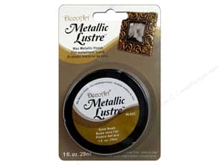 craft & hobbies: DecoArt Metallic Lustre 1 oz. Gold Rush